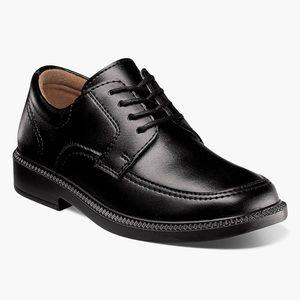 Florsheim | Black Leather Billings Jr. Loafers